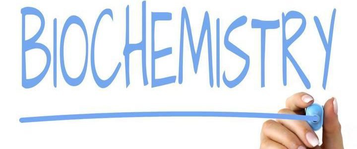 Biochemistry lessons for second year students