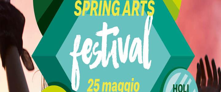 Spring Arts Festival – Sabato 25 maggio 2019 presso Campus X