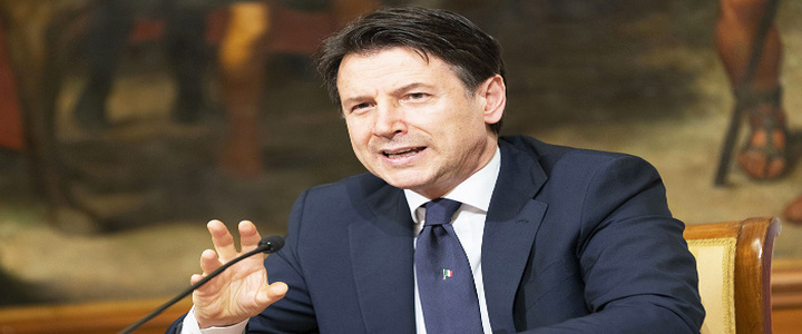 """Premier Conte signs decree to kick off phase two: """"If you love Italy, keep your distance"""""""