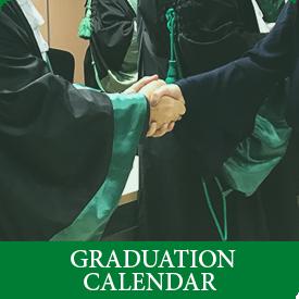 graduation calendar