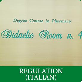 regulation italian